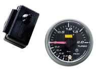 High Precision 52mm Boost gauge including sensor