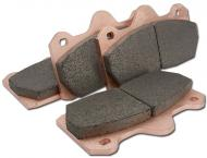 CL Brakes RC5+ Pads for Evora (Front)