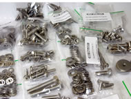 Stainless Steel Fastener kit (Elise S1)