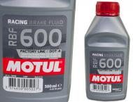 Motul Racing Brake Fluid RBF600 (0.5 Ltr)