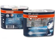 H1 Osram Nightbreaker 55 Watt Halogen lamp kit