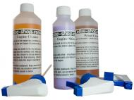 Engine cleaner, Engine Shine and Wheel cleaner Spray cleaner.