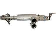 Larini Sports Stainless Silencer (VX220, VX220 Turbo)