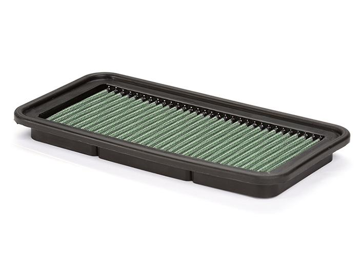 Green Cotton Air filter for 4-Cyl Toyota powered Elise / Exige