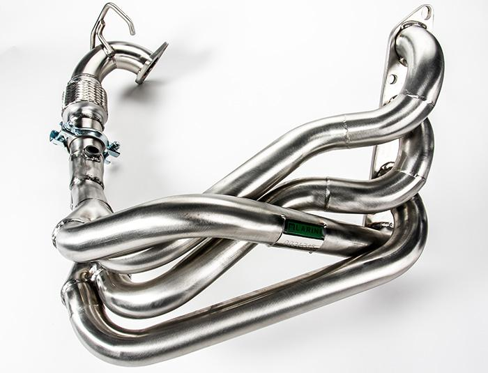 Larini \'Club Sport Large Bore Manifold & Link Pipe\' (Elise S1, S2 Exige S1, 340R)