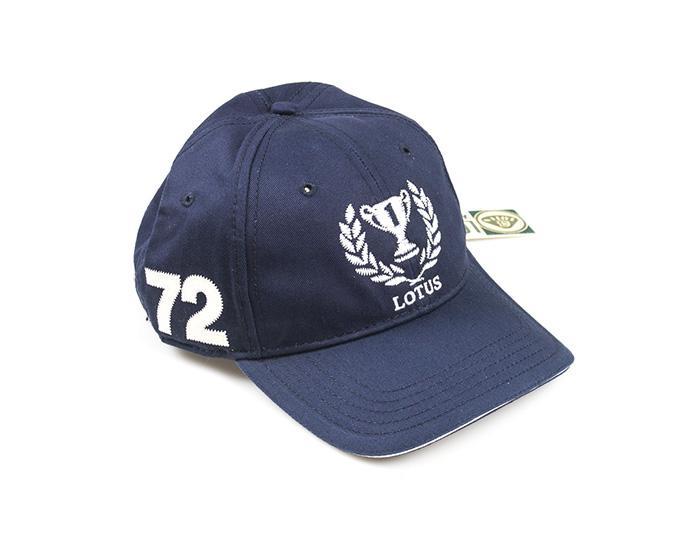 7a622b2c5f6 Genuine Lotus Trophy Cap Dark Blue  LHM26B  - €24.99   Elise Shop ...