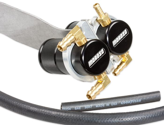 Moroso Air to Oil Separators (Elise, Exige MY05 up, Toyota))