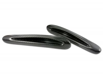 Carbon Fibre Interior door handle inserts (Elise S2, Exige S2)